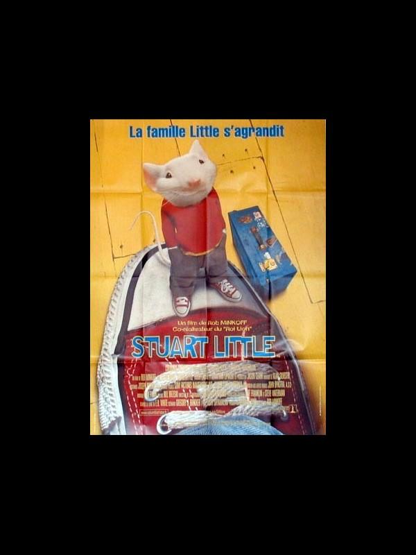 Affiche du film STUART LITTLE