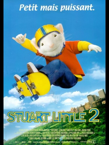 Affiche du film STUART LITTLE 2 - STUART LITTLE 2