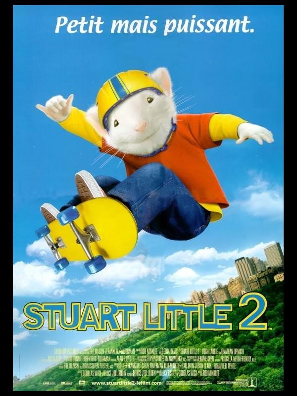 Affiche du film STUART LITTLE 2 - STUART LITTLE 2