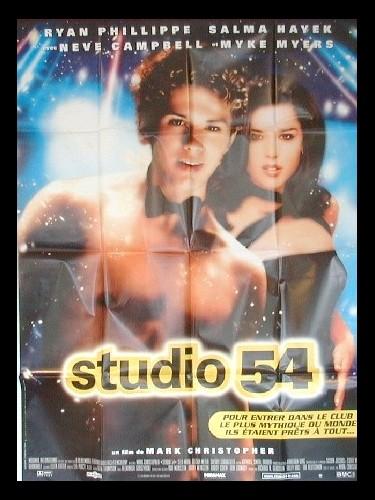 Affiche du film STUDIO 54