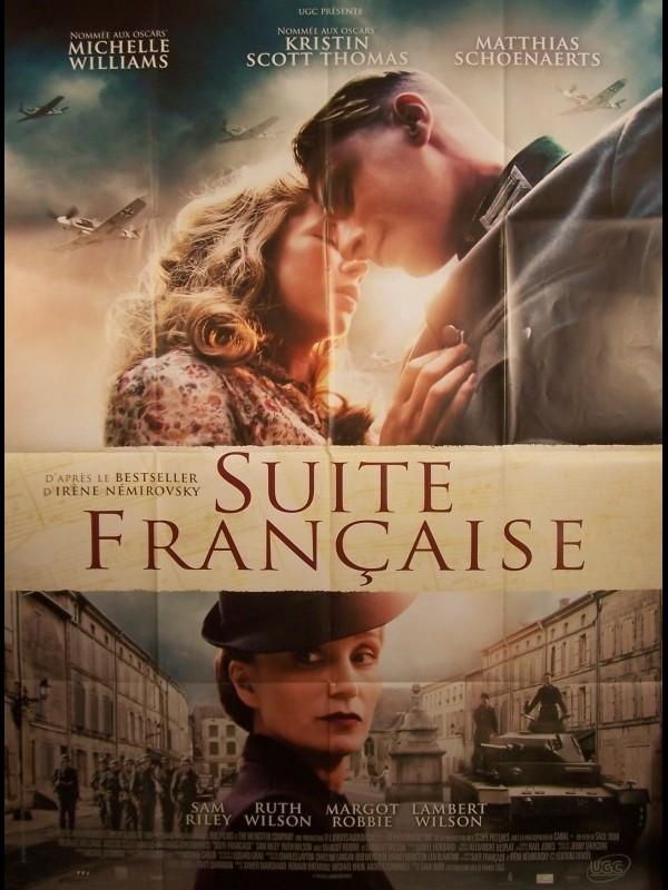 Affiche du film SUITE FRANCAISE