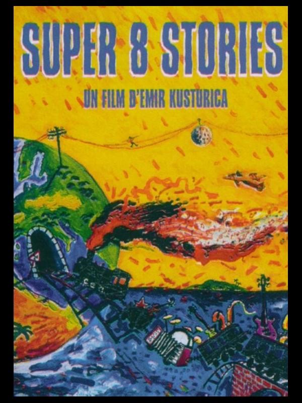 Affiche du film SUPER 8 STORIES