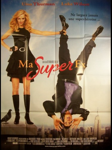 Affiche du film SUPER EX (MA) - MY SUPER EX-GIRLFRIEND