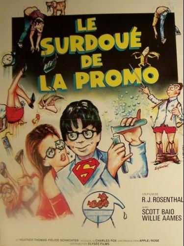 Affiche du film SURDOUE DE LA PROMO (LE) - ZAPPED