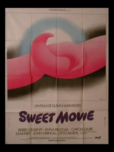 Affiche du film SWEET MOVIE - SWEET MOVIE