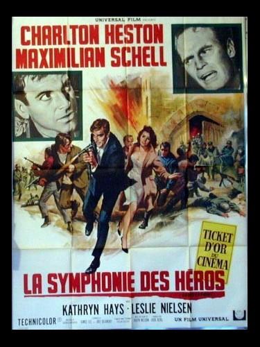 Affiche du film SYMPHONIE DES HEROS (LA) - COUNTERPOINT