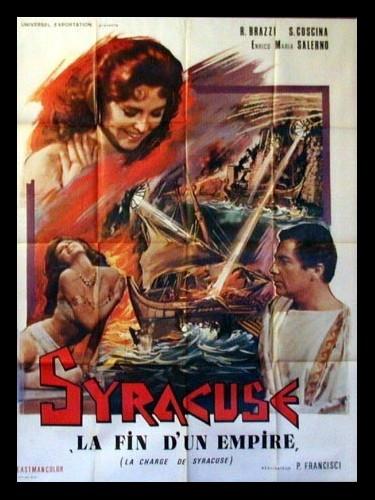 SYRACUSE LA FIN D'UN EMPIRE- LE SIEGE DE SYRACUSE- - L'ASSEDIO DI SIRACUSA