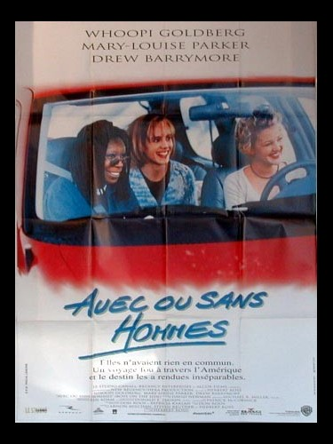 Affiche du film AVEC OU SANS HOMMES - BOYS ON THE SIDE