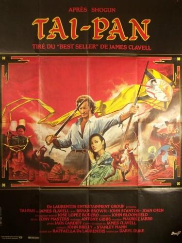 Affiche du film TAI-PAN
