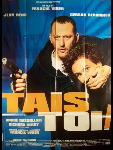 Affiche du film TAIS-TOI