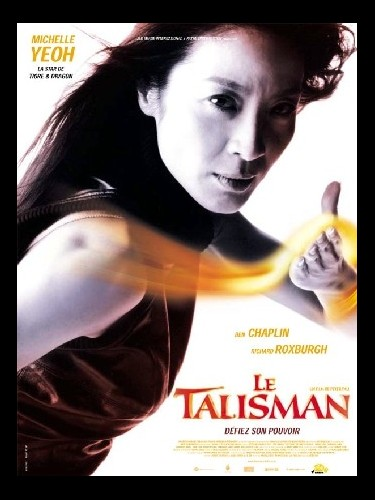 Affiche du film TALISMAN (LE) - THE TOUCH