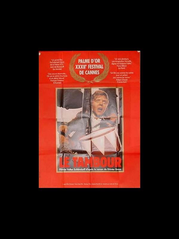 Affiche du film TAMBOUR (LE) - DIE BLECHTROMMEL