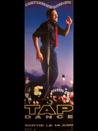 Affiche du film TAP DANCE