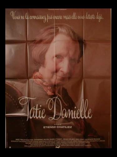 Affiche du film TATIE DANIELLE