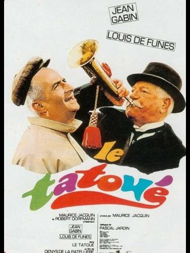 Affiche du film TATOUE ( LE)