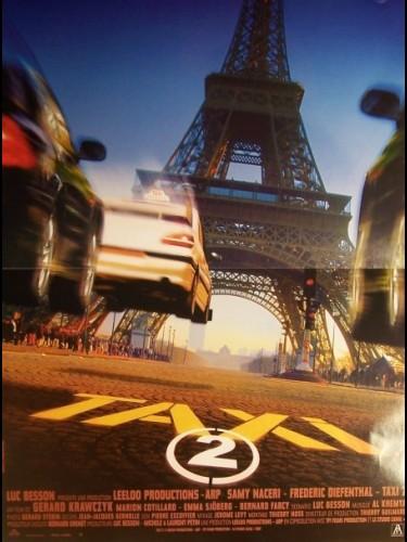 Affiche du film TAXI 2