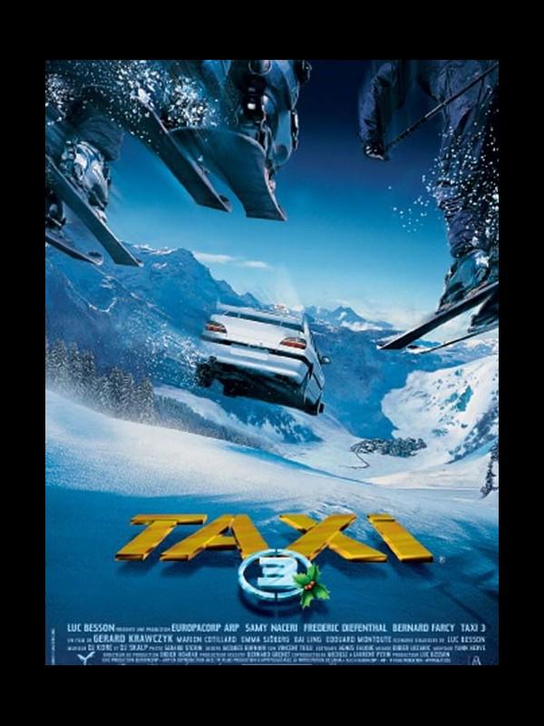 Affiche du film TAXI 3