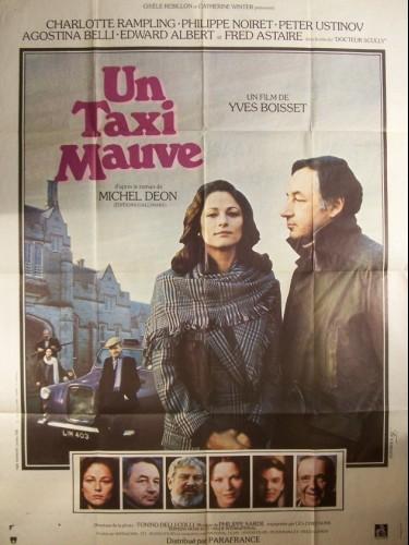 Affiche du film TAXI MAUVE (UN)