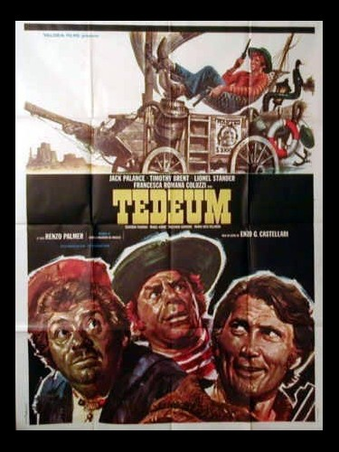 Affiche du film TE DEUM - TEDEUM