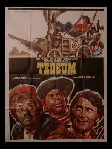 Affiche du film TEDEUM