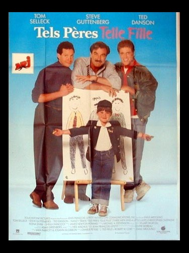Affiche du film TELS PERES TELLE FILLE - SWITCHING GOALS