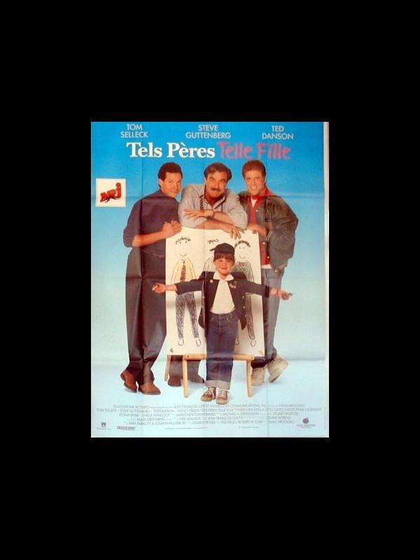 Affiche du film TELS PERES TELLE FILLE - SWITCHING GOALS