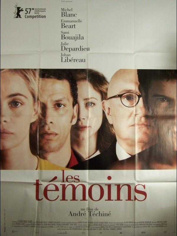 Affiche du film TEMOINS (LES)