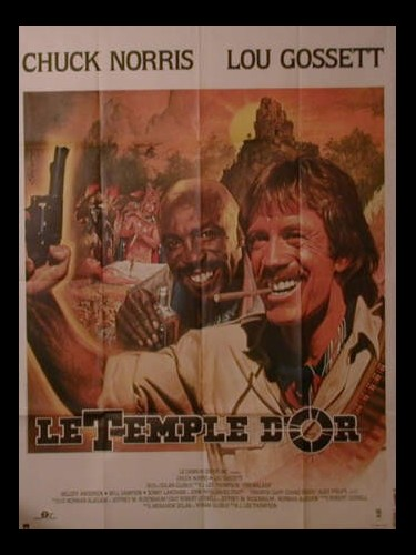 Affiche du film TEMPLE D'OR (LE)