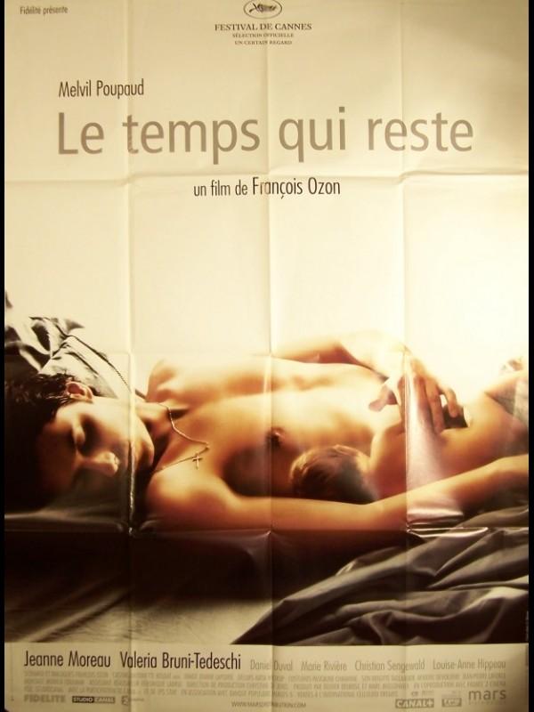 Affiche du film TEMPS QUI RESTE (LE)