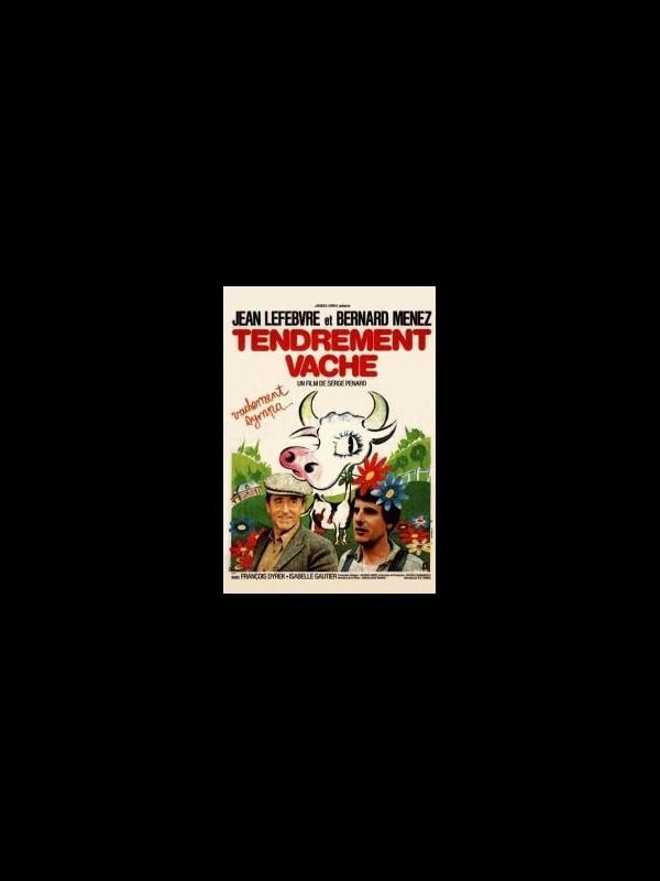 Affiche du film TENDREMENT VACHE