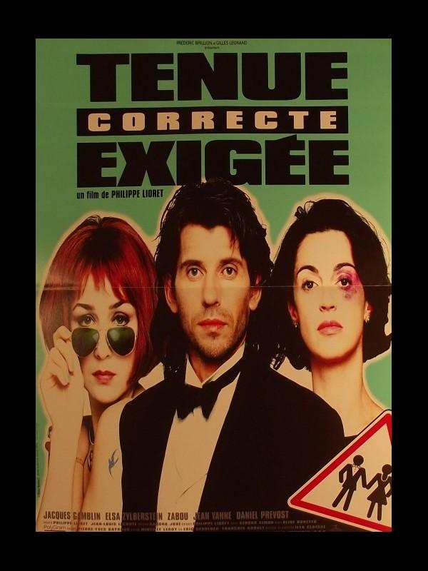 Affiche du film TENUE CORRECTE EXIGEE
