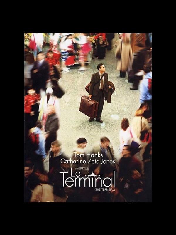 Affiche du film TERMINAL (LE) - TERMINAL (THE)