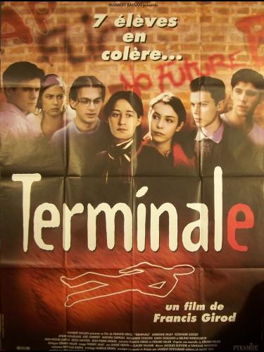 Affiche du film TERMINALE