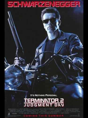 Affiche du film TERMINATOR 2