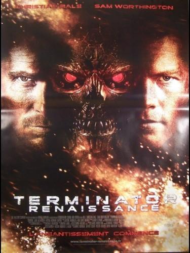 Affiche du film TERMINATOR 4 - TERMINATOR SALVATION
