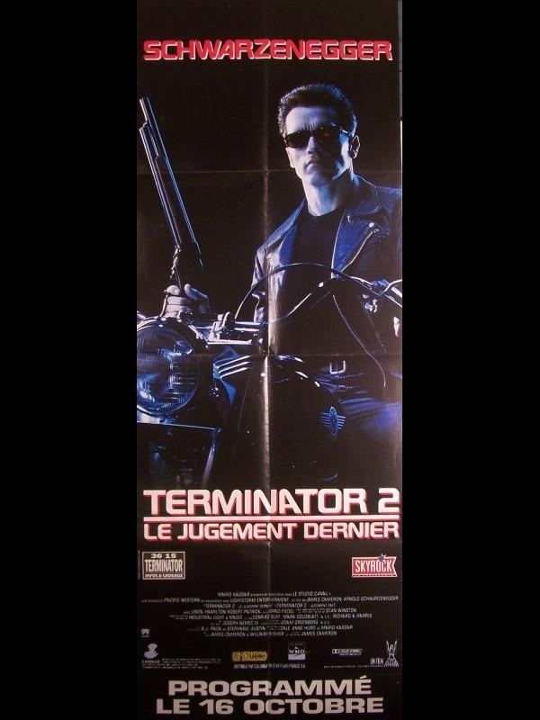 Affiche du film TERMINATOR II