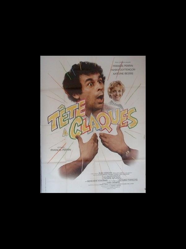 Affiche du film TETE A CLAQUES