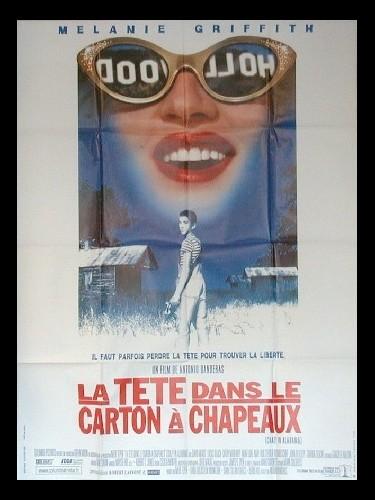 Affiche du film TETE DANS LE CARTON A CHAPEAUX (LA)