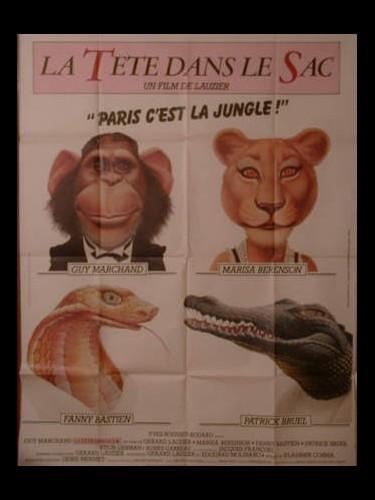 Affiche du film TETE DANS LE SAC (LA)