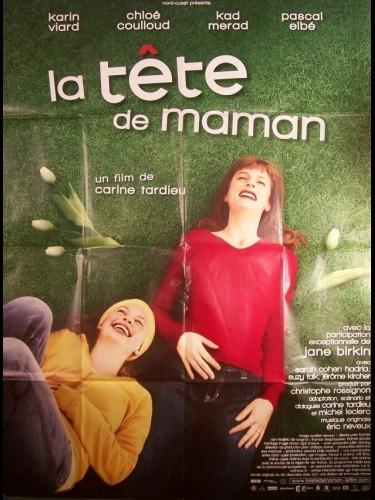 Affiche du film TETE DE MAMAN (LA)