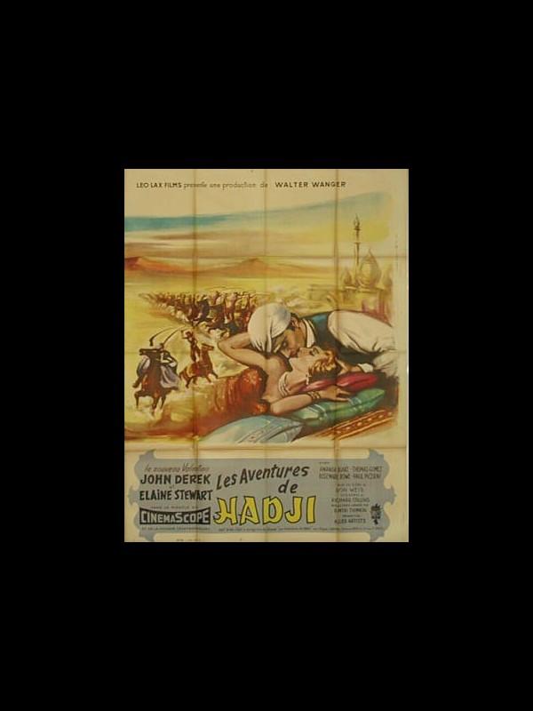 Affiche du film AVENTURES DE HADJI ( LES)