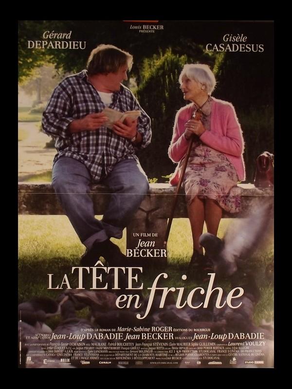 Affiche du film TETE EN FRICHE (LA)