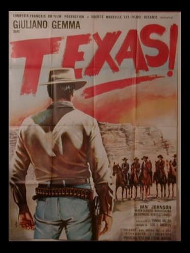 Affiche du film TEXAS - IL PREZZO DEL POTERE
