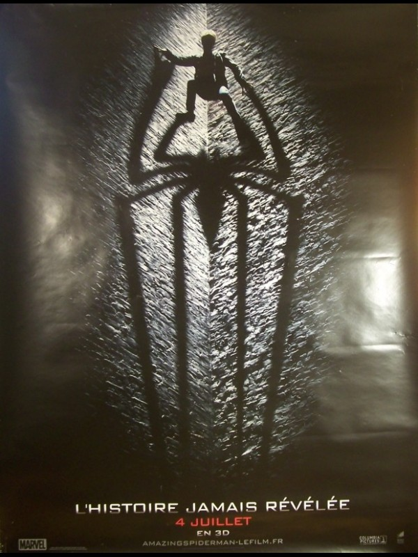 Affiche du film THE AMAZING SPIDERMAN