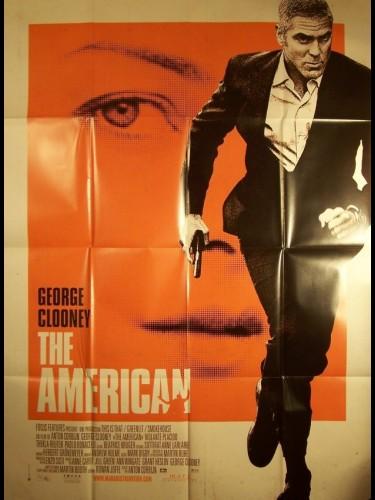 Affiche du film THE AMERICAN