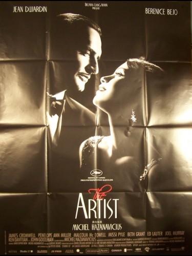 Affiche du film THE ARTIST