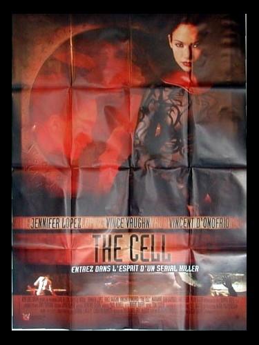 Affiche du film THE CELL