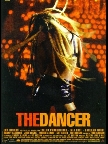 Affiche du film THE DANCER