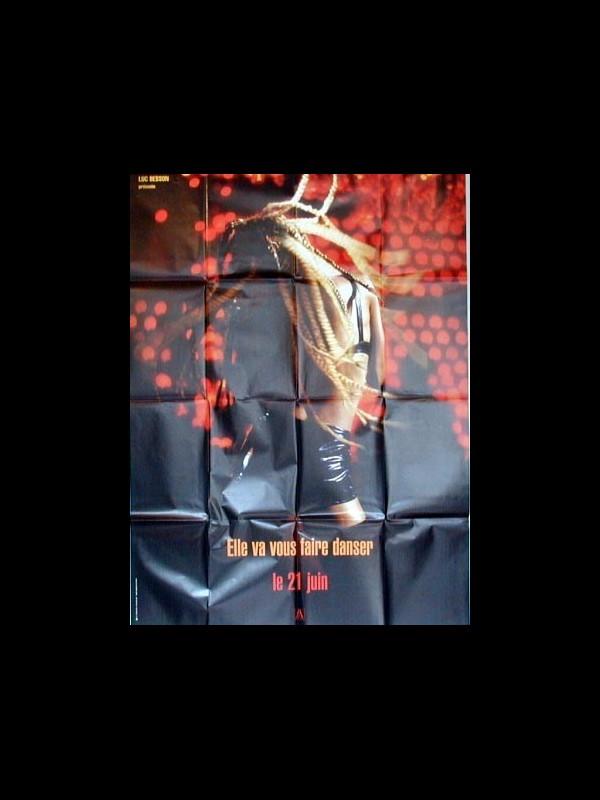 Affiche du film THE DANCER