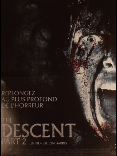 Affiche du film THE DESCENT 2